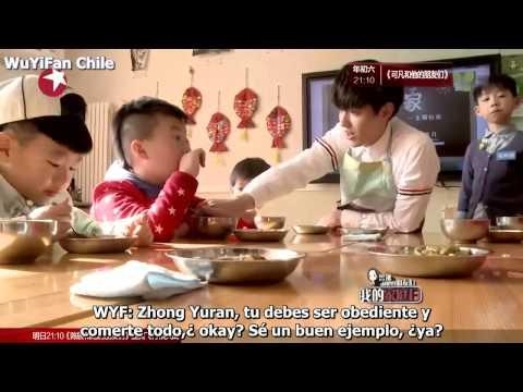 [HD] [Sub Esp] 150222 WuYifan - 鲁豫有约 A Date With Luyu