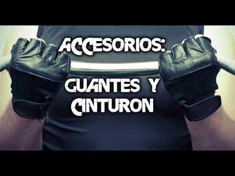 Accesorios 1: guantes y cinturón