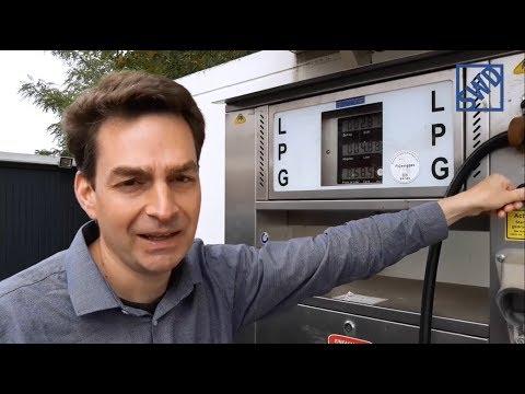 Wie der Fahrer das Benzin abschreiben kann