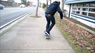 preview picture of video 'Skateboarding Huntington WV'