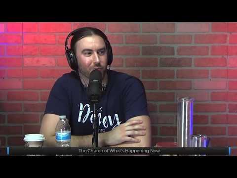The Church Of What's Happening Now: #554 - Gordon Warnock