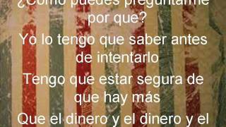 Carly Rae Jepsen-Money and the ego en español