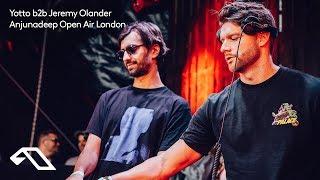 Yotto b2b Jeremy Olander at Anjunadeep Open Air London 2019 (Live) (Full HD Set)