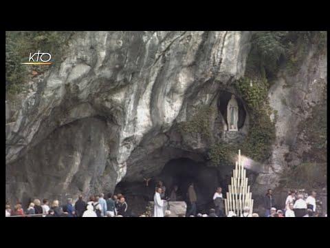 Chapelet à Lourdes du 14 octobre 2019