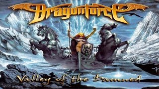 DragonForce - Valley Of The Damned | Lyrics on screen | HD