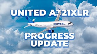 United Airlines New Airbus A321XLR Fleet – What We Know So Far