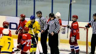 Локомотив - Химик (4:0); 2й период. Детский хоккей (2003 г.р.)