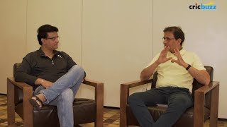 Cricbuzz Unplugged with Sourav Ganguly - Full interview
