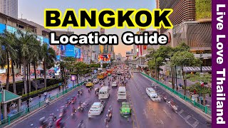 Bangkok | Best places to stay in Bangkok #livelovethailand