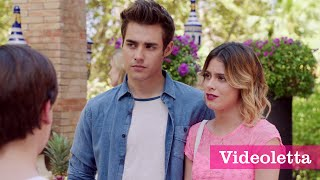 Violetta 3 English: Gery and Clement apologize to Vilu and Leon Ep.80