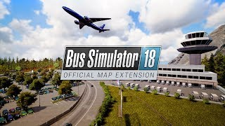 VideoImage1 Bus Simulator 18 - Official map extension