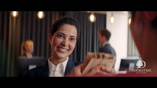 You're Always Welcome at DoubleTree by Hilton