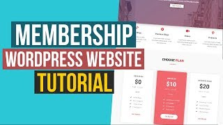 How to Make Membership and Community Website and News Blog with WordPress - Ultimate Membership Pro