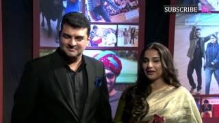 Vidya Balan and Siddharth Roy Kapoor   Dangal Success Party