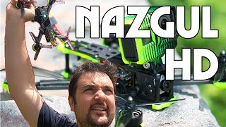 FREESTYLE DRONE WE HAVE WAITED ALL YEAR FOR. Iflight Nazgul HD