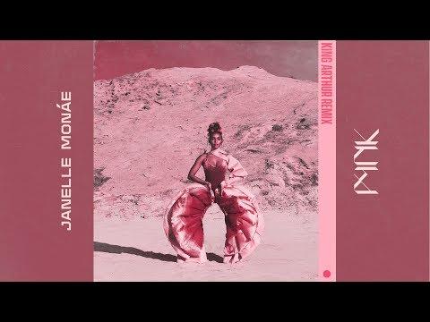 """Janelle Monae – """"PYNK"""" feat. Grimes (King Arthur Remix)"""