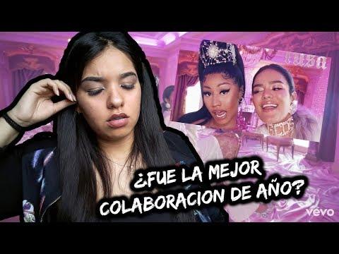 REACCIONANDO A (tusa - KAROL G, Nicki Minaj ) / Carol Pacheco RY