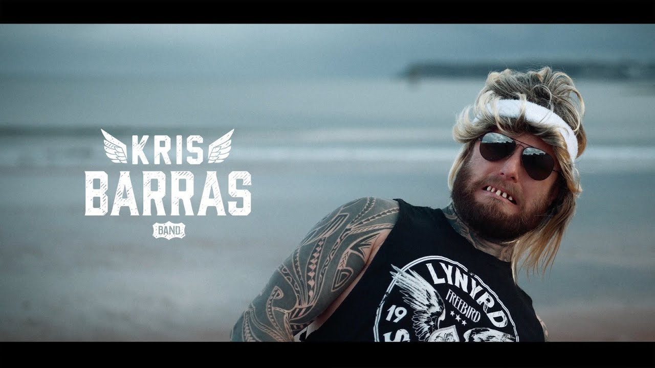 KRIS BARRAS BAND - What a way to go
