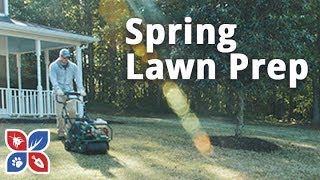 Spring Lawn Preparation - Lawn Care Maintenance Tips | DoMyOwn.com