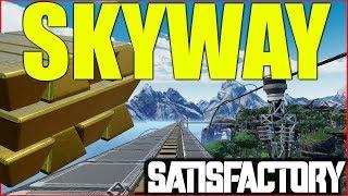 Satisfactory Gameplay | SkyWay Bus