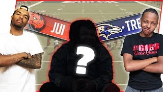 Trent & Juice Take On A SPECIAL GUEST! Back to Back Intense Games! - Madden 19 | MUT Wars Ep.23