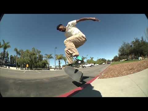 A Minute Plus of Northern California Smooth Operator Miles Lawrence | Transworld Skateboarding