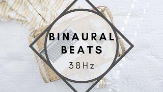 4 Hour Relaxing Guitar Music - focus & study (38Hz Binaural Beats)