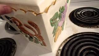 Vintage Ceramc 64 Cookie Jar