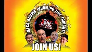 🔴 Mega Booms Incoming Live High Limit Slot Play 🎰   The Big Jackpot