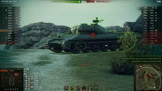 Бой с Iiquidator, Jagdpanzer E 100, 8600 DMG