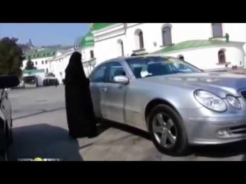 Церковь в москве видео