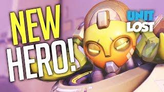 Orisa – דמות חדשה ב־Overwatch