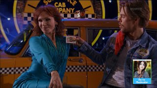 Marilu Henner & Derek Hough Taxi Performance on Dancing with the Stars | LIVE 9-19-16