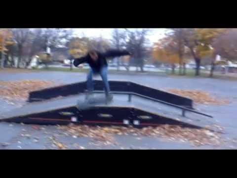 A day at Palatine skatepark