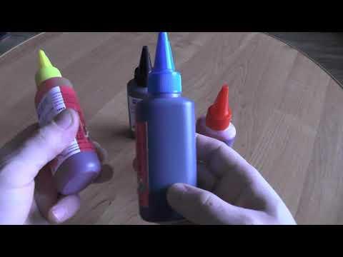 Дешовые краски с АЛИЕКСПРЕСС для МФУ Canon PIXMA TS3140 MG3040 IP445 MG2940 MG2942 MG2944 IP2840