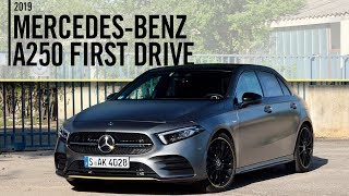 2019 Mercedes Benz A250 First Drive Review