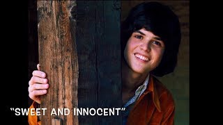 Donny Osmond - Sweet And Innocent