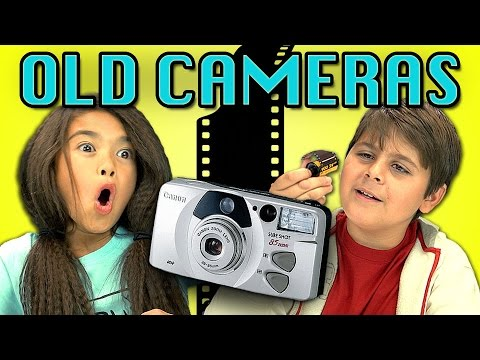 Kids Today Barely Recognise Point-And-Shoot Cameras
