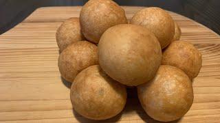 Korean Cheese Balls