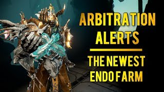Warframe: ARBITRATIONS GUIDE | A NEW WAY TO FARM ENDO