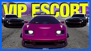 Need for Speed Payback Online : VIP ESCORT MISSION!!