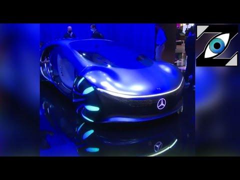 [Zap Net] La voiture Avatar ! (07/09/21)