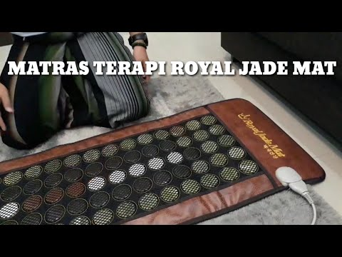 Unboxing - ROYAL JADE MAT - LEJEL HOME SHOPPING