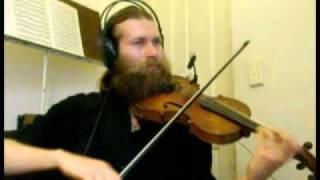 Debussy - La fille aux cheveux de lin - Violin