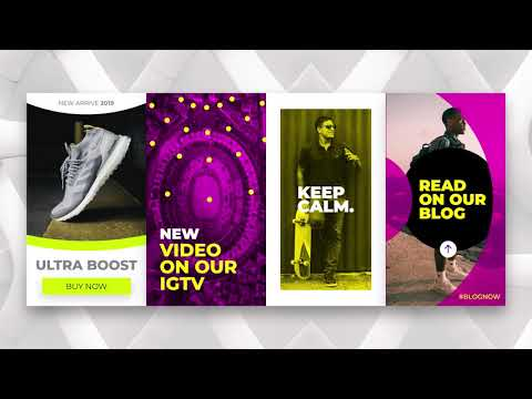 Instagram Stories Pack (Videohive After Effects Templates