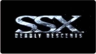 SSX Music ,DJ Shadow - Gotta Rokk (Mnky Swagger mix)