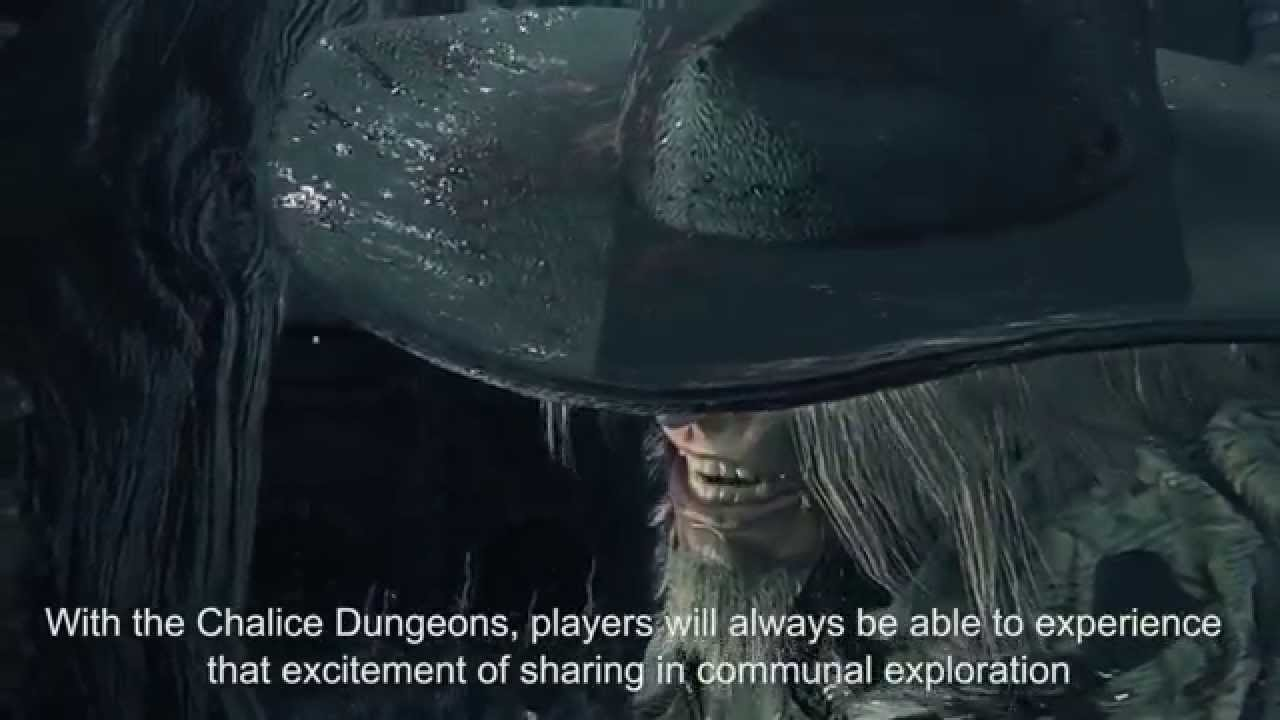 Why you might be playing Bloodborne for a long, long time