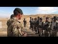 4 Rifles training Iraqi forces