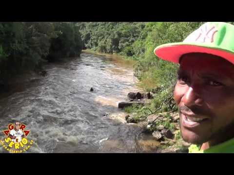 João do Taboão viu o afogamento do Jovem de Juquitiba na Cachoeira da Morte
