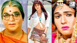 Top 5 Bollywood Actors Who Played Female Roles On The Big Screen | Lehren Diaries